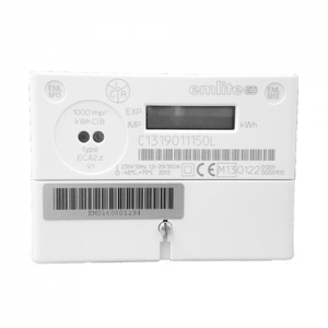 Dragonfly Single Phase electric meter - pulsed and non-pulsed ECA2