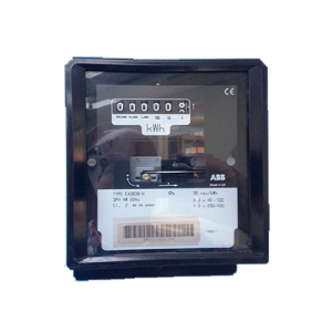 Three phase electricity meter ABB-E43B3B-H