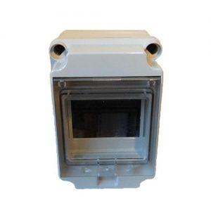 4 module CBE/4 circuit breaker enclosure