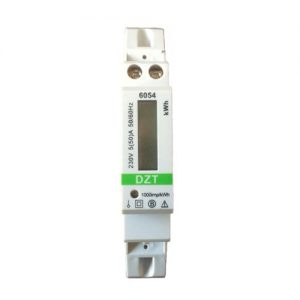DIN Rail Meter DZR-6054 by Electric Meter Sales