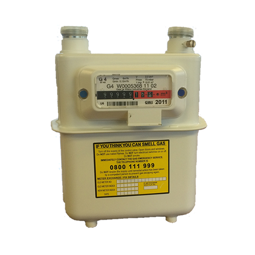 4 Gas Meter : Ugi g secondary gas meter mm brand new electric