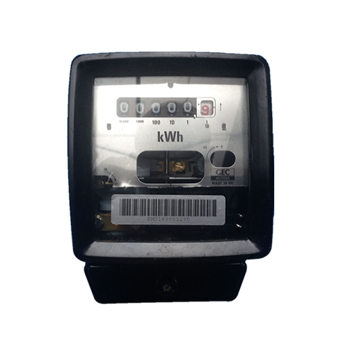 GEC C11B2A Single-Phase electric meter front