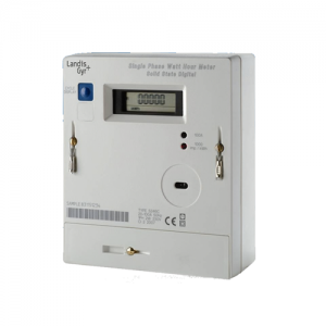 Landis Gyr 5246C single phase electric meter