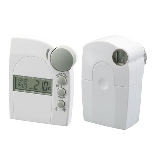Radio Controlled Remote Radiator Thermostat