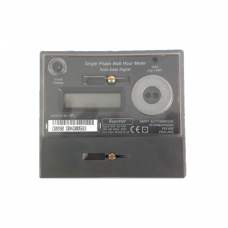 Sangamo SP01 single phase electric meter front