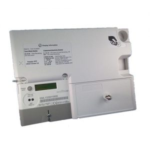 Em-Lite Coin operated prepayment electric meter