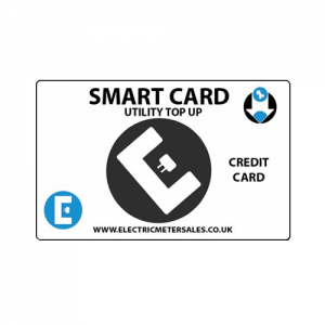 Smart top-up cards and credit cards by Electric Meter Sales
