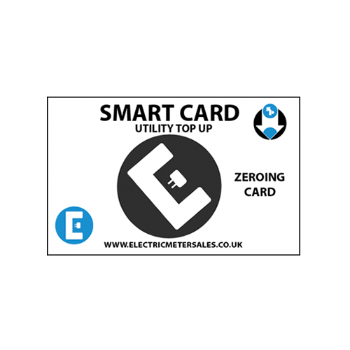 Smart zeroing card by Electric Meter Sales