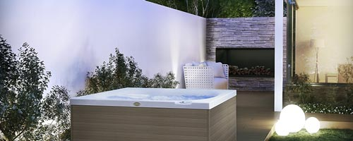 hot tubs and contactless smart card electric meters