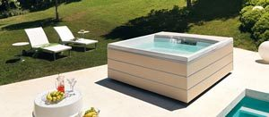 Hot tubs with prepayment electric meters by smart card or coin