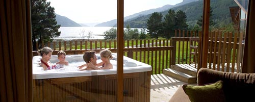 Hot tubs with prepayment electric meters at discount rates