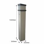 pedestal-frame-b-dimensions-whiteb-500×500